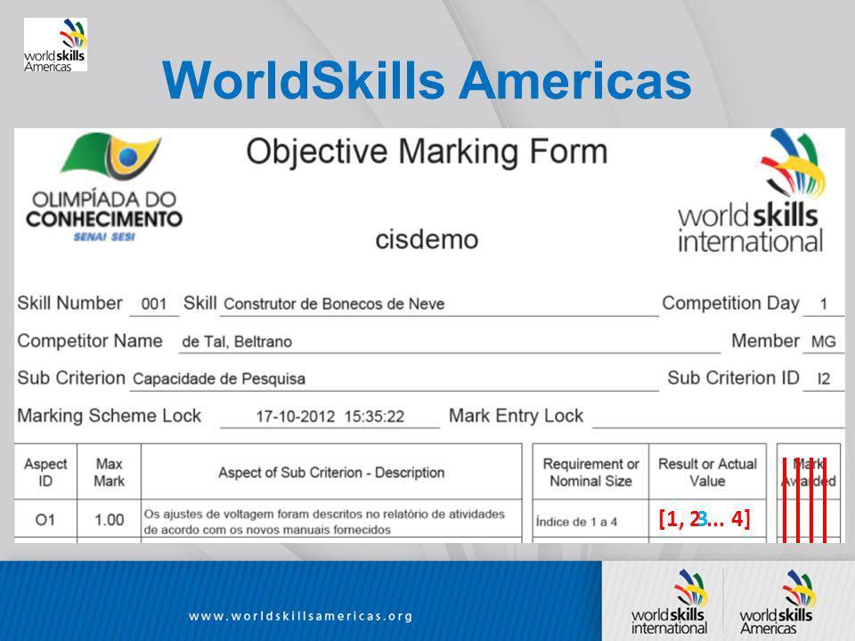 WorldSkills Americas [1, 2 ... 4] 3